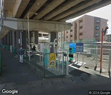 京王稲田堤駅周辺自転車等駐車場第1施設
